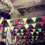 10m Pick Your Colours 1 Ply Fabric Bunting
